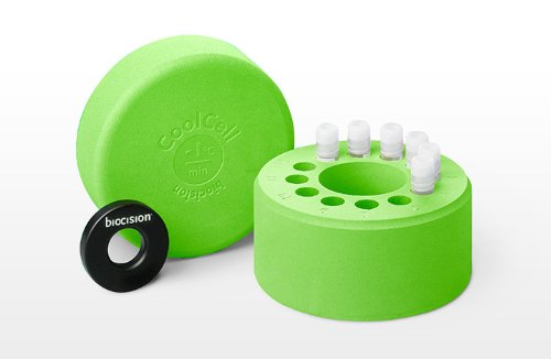 COOLCELL LX12PLAC 1.5-12ML GRN by BIOCIS