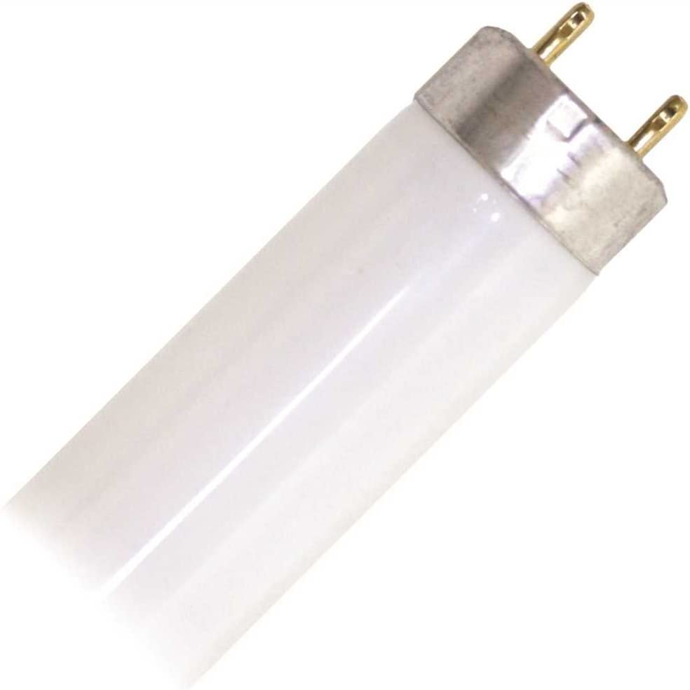 28 WATTS, MEDIUM BIPIN 48 IN. 81 CRI T8 5000K OSRAM SYLVANIA 21422 OCTRON SUPERSAVER EXTENDED VALUE FLUORESCENT LAMP 30 PER CASE