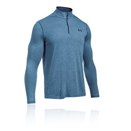Underarmour thre adborne Fitted 1/4 Zip – Blackout Navy | -