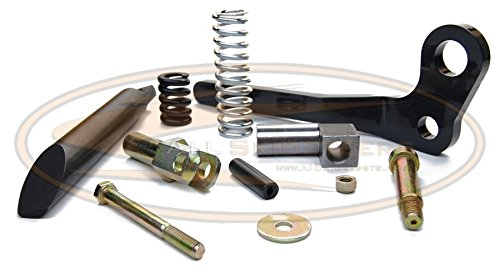 LH Bobtach Handle Rebuild Kit With Wedge Pin For Bobcat Skid Steer Loaders AK-6578253L by All Skidsteers