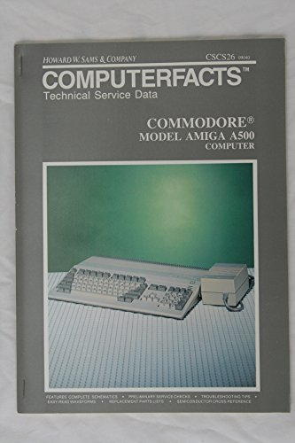 Price comparison product image Commodore Amiga 500 System (Sams Computerfacts)