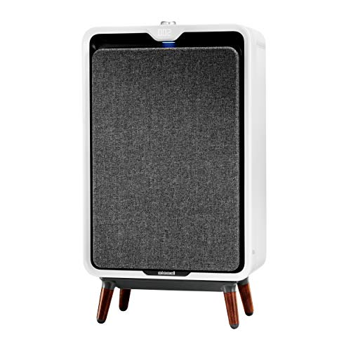 Bissell air320 Smart Air Purifier with HEPA and Carbon Filters for Large Room and Home, Quiet Bedroom Air Cleaner for…
