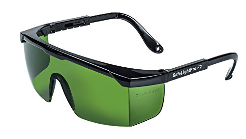SafeLightPro F2 Lichtschutzbrille für die HPL/IPL Haarentfernung