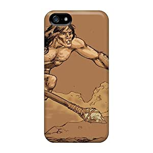 Durable Protector Case Cover With Rahan 04 Hot Design For Iphone 5/5s