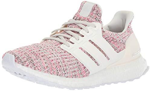 Adidas Originals Women's Ultraboost, chalk pearl/cloud white/shock pink, 10.5 M US ()