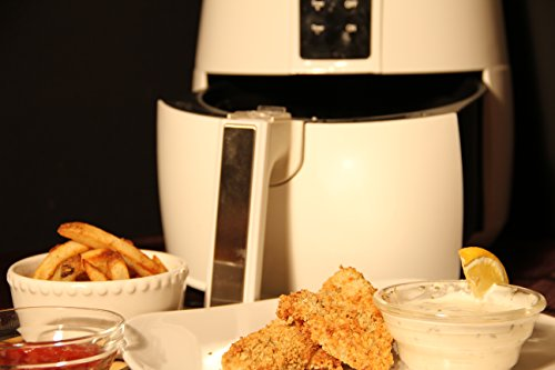 Le Coucou Airfryer Harmony 2 Low Fat Non Stick no Oil Air Fryer