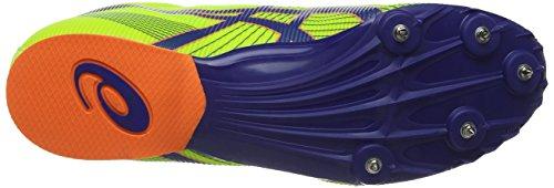 Flash Hyper flash deep 6 743 Asics Uomo Md Da Blue Scarpe Yellow Orange Corsa TFddwZfq