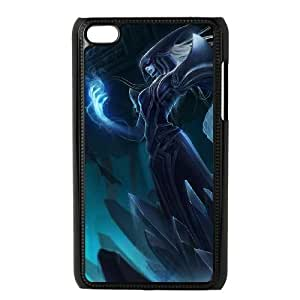 iPod Touch 4 Phone Case Black Lissandra NLG7806004