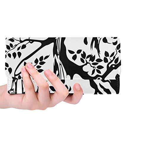 Long Clutch Wallet Panda...