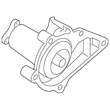 Amazon Com Kia 25100 26902 Engine Water Pump Automotive
