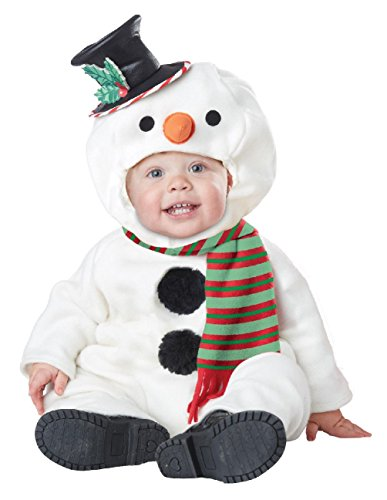 Mobster Halloween Baby Costumes (Lil' Snowman Christmas Infant)