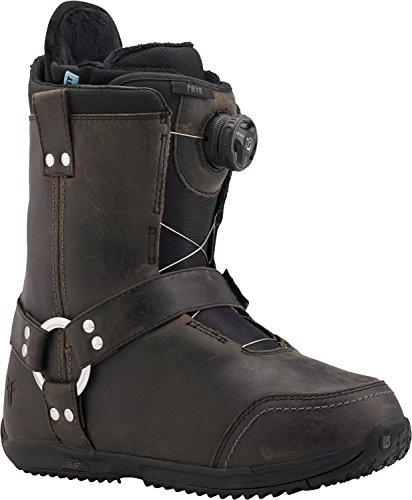 Burton X Frye Snowboard Boots Harness Womens