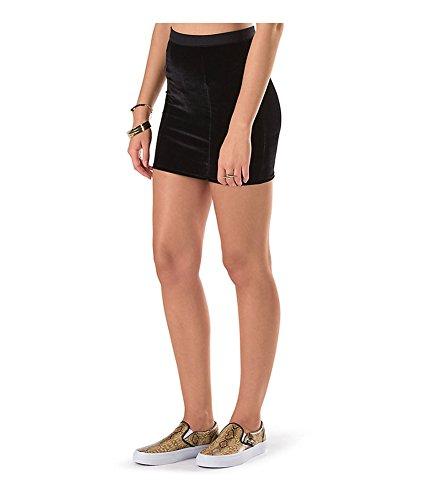 Vans Women's Sunstreaker Mini Skirt-Black-Small]()