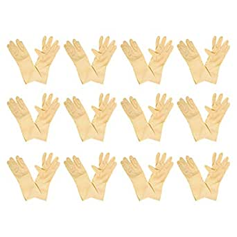 Power Tool UCI_M Nitrile Gloves Set of 12 - Beige