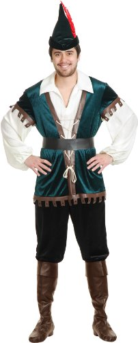 Robin Hood Adult Costume - Large