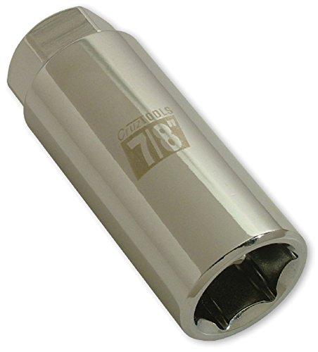 Plug Industrial Spark (Cruz Tools Aviation Spark Plug Socket - 7/8