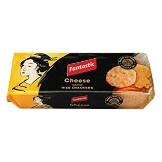 Fantastic Cheese Rice Cracker 100g.