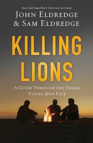 Download Killing Lions: A Guide Through the Trials Young Men Face pdf epub