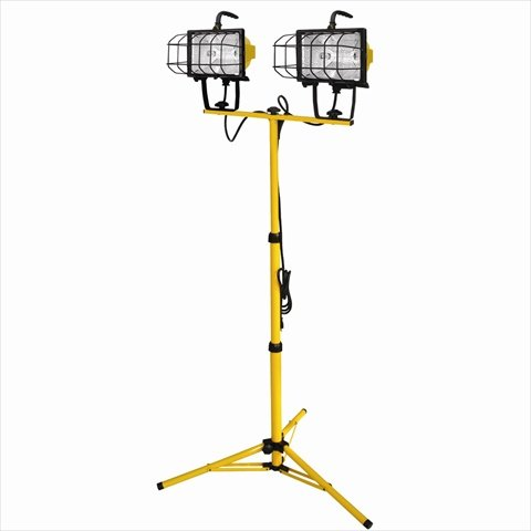 Voltec 08-00211 2-50044; 1000 Watt - Halogen Work Light W...