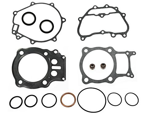 Outlaw Racing OR3580 Complete Full Engine Gasket Set w//Oil Seals TRX400FA 04-07 Kit