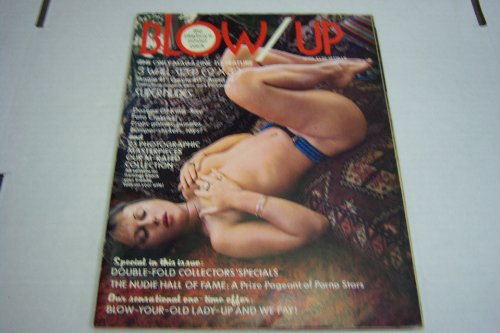 Blow up Busty Adult Poster Magazine
