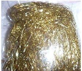 Beutel Weihnachten gold silber kupfer Engelshaar Flowerhair 20 gr