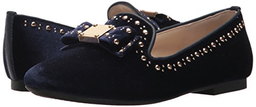 Pictures of Cole Haan Women's Tali Bow Stud W09619 Blue Velvet 4