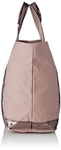 Poudre Vanessa Medium Coton Cabas Et Bruno Borse Rosa Paillettes Donna Tote xPqCZFx7w