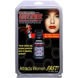 Androstenone Pheromone Attract Women Fast 1 oz for Men
