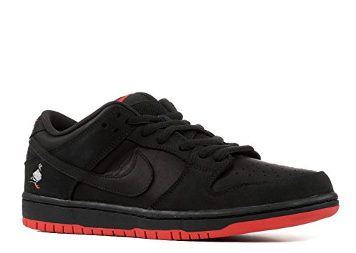 Nike SB Dunk Low TRD QS 'Black Pigeon' - 883232-008