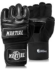Profesjonalne Rękawice MMA – Profesjonalna Jakość – Wysokiej Jakości Wykonanie – na Trening Boksu, Rękawice do MMA, do Worka Treningowego, Grapplingu, Sztuk Walki – Rękawice Bokserskie