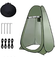 Pop Up Privacy Tent Camping Toilet Dressing Changing Room Tent Portable Toilet for Camping Portable Shower Sil