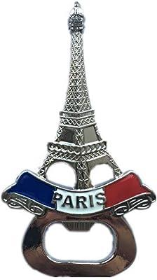 Weekinglo Souvenir Nevera Imán Abrebotellas Torre Eiffel París ...