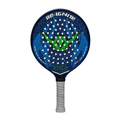 Viking Re-Ignite Platform Tennis Paddle-Blue/Green by Viking