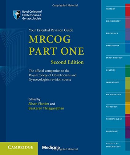 MRCOG Part One: Your Essential Revision Guide