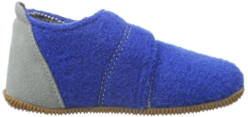 Giesswein Oberstaufen - Zapatilla de estar por casa Niños Azul - Blau (553 Cobalt)