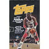 1997/98 Topps Series 2 Basketball Hobby Box - NBA Basketball Cards