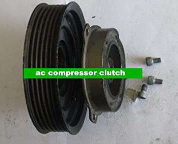 GOWE AC Compresor embrague utilizado para dcs17e Audi A3, SEAT, SKODA y VW PV6 Polea 1 K0820803h 1 K0820803l 1 K0820803 N 1 K0820859d: Amazon.es: Bricolaje ...