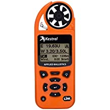 Kestrel Elite Weather Meter with Applied Ballistics and Bluetooth LiNK, Orange