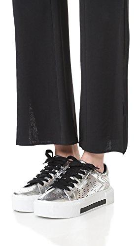 Argento Donne Tyler Delle Kendall Sneaker Kylie vXnq8f51