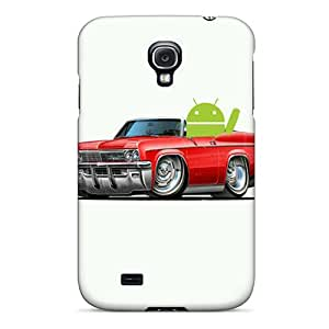 High Quality Shock Absorbing Case For Galaxy S4-android