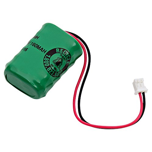 Dog Collar Replacement Battery for SportDOG - Field Trainer SD-400S Transmitter