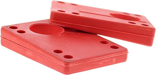 Angled Wedge Rubber Riser Pads 5/16