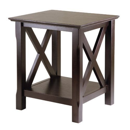 Luxury Home Xola End Table by Luxury Home