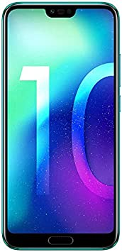 Huawei Honor 10 smartphone, green