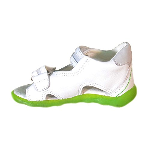 Weiss Leder Sandalen Primigi Primigi Kinder Weiß 80220 wBSn6