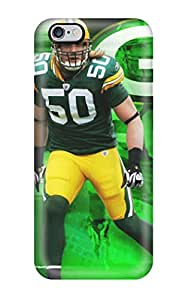 Awesome VWsOkLV6935ECoBL HeatherAPhillips Defender Tpu Hard Case Cover For Iphone 6 Plus- Greenay Packers