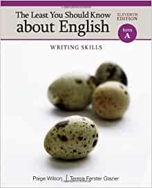 the least you should know about english pdf