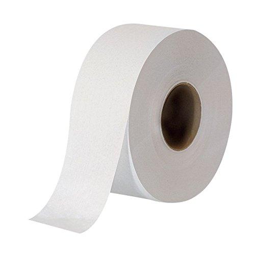Jr Jumbo Roll Dispenser - Georgia Pacific Envision Jumbo Jr. 2-Ply Bathroom Tissue Rolls, 3 1/2