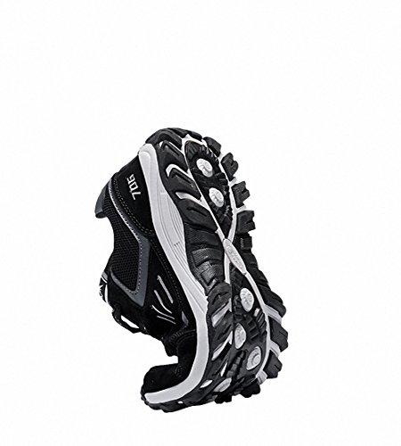 Ben Sports Herren Sneaker Trail Laufschuhe Turnschuhe Hallenschuhe Sportschuhe für Herren schwarz